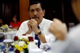 Luhut Proyeksikan Ekonomi Indonesia Tumbuh 5 Persen…