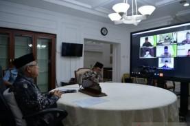 Tampik Anggapan Sepi Job, Ma'ruf Amin: Presiden Beri…