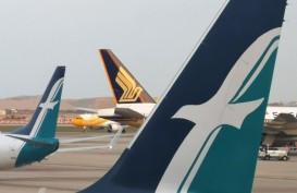 Terpukul Pandemi, Posisi Cathay Lebih Sulit daripada Singapore Air