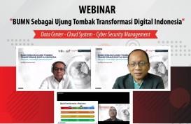 Transformasi Teknologi Menjadi Kunci BUMN Hadapi Persaingan Lintas Industri 4.0