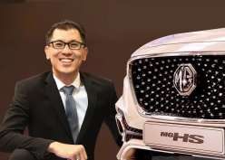 MG Motor Indonesia Punya General Director Baru