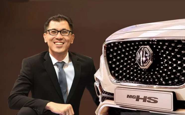 Donald Rachmat, General Director MG Motor Indonesia, efektif mulai Oktober 2020.