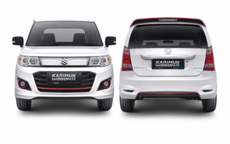 Karimun Wagon R.  Peluncuran Karimun Wagon R 50th Anniversary Edition dilakukan bersamaan dengan acara Indonesia Modification Expo (IMX) 2020.   - Suzuki