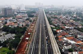 Pembangunan Tol Japek Disetop Sementara saat Libur…
