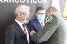 Perangi Narkoba Dua Negara, Dubes RI untuk Kolombia…