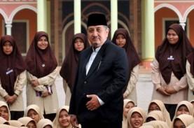 Kenang Mendiang KH Abdullah Syukri Zarkasyi, SBY:…