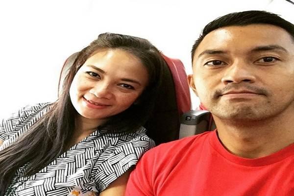 Dian Nitami dan Anjasmara - instagram