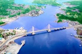 Ada Jembatan Teluk Kendari, Kota Lama ke Kec. Poasia…
