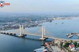 Ini Manfaat Jembatan Teluk Kendari yang Diresmikan…