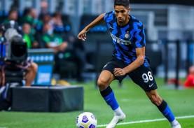 Hakimi Positif Covid-19 Jelang Liga Champions, Inter…