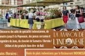 Indonesia Promosi Produk Lokal dan Gastonomi di Paris