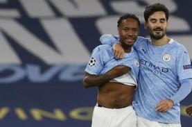 Banyak Pemain Cedera, Manchester City Alami Masa Sulit