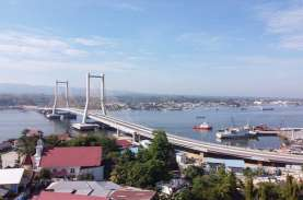 Jokowi Sebut Arsitektur Jembatan Teluk Kendari jadi…