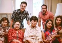Keluarga besar Kartini Muljadi, pendiri Tempo Scan Group/akun intagram @richardmuljadi