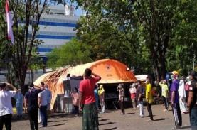 Ketatkan Protokol Corona, 63 Kelurahan di Surabaya…