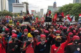 Kunker ke Daerah dan Tinggalkan Pendemo di Jakarta,…