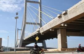 Jembatan Teluk Kendari Pacu Aktivitas Perekonomian Sultra