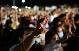 Demonstran Thailand Siap Ajukan Tuntutan Lebih Besar
