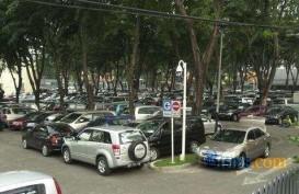DANA Permudah Pengguna Parkee Bayar Parkir