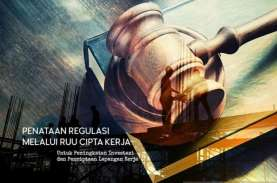 Airlangga : UU Ciptaker Fokus ke UMKM