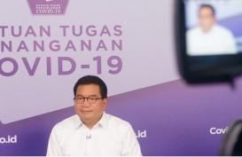 Satgas Covid-19: Persentase Kasus Aktif di Indonesia Turun Drastis