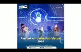 Digelar Virtual, 80 Persen Transaksi Jatim Fair 2020 via Online