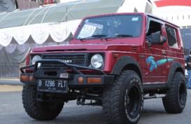 Suzuki Jimny Sierra Tertangkap Uji Jalan di India