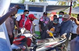 Masyarakat Pulau di Pangkep Kini Nikmati BBM dengan Harga Terjangkau