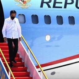 Presiden Joko Widodo Lakukan Kunjungan Kerja di Sulawesi Tenggara