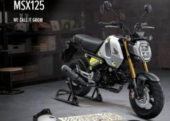 Honda MSX125 Grom Meluncur di Thailand, Harga Mulai Rp32 Jutaan