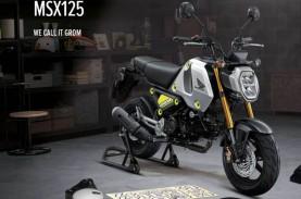 Honda MSX125 Grom Meluncur di Thailand, Harga Mulai…