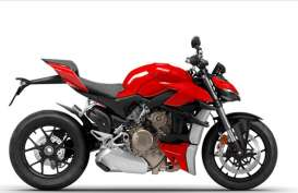 Beuh! Mantapnya Tiga Model Baru Ducati Ini, Berikut Spesifikasi Lengkapnya
