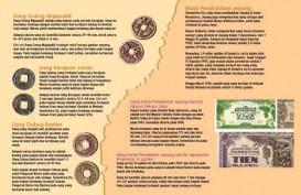 HIKAYAT UANG MENEMBUS ZAMAN : Sejarah Uang Masa Kemerdekaan