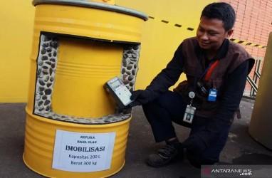 Kasus Radiasi Nuklir di Tangerang Selatan, Batan Amankan 906 Drum Limbah Radioaktif