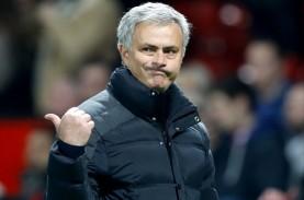 Mourinho Yakin Vinicius Bisa Bermain Lebih Baik Lagi