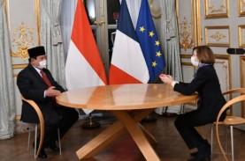 Bertemu Menhan Prancis, Prabowo Bahas Dinamika di…