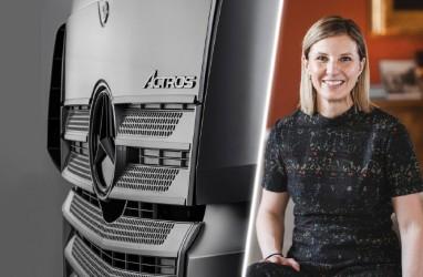 Karin Radstrom, Perempuan Anggota Dewan Manajemen Daimler Trucks