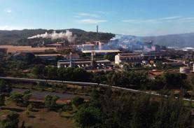 Iklim Industri Membaik, Antam Cetak Pertumbuhan Positif…