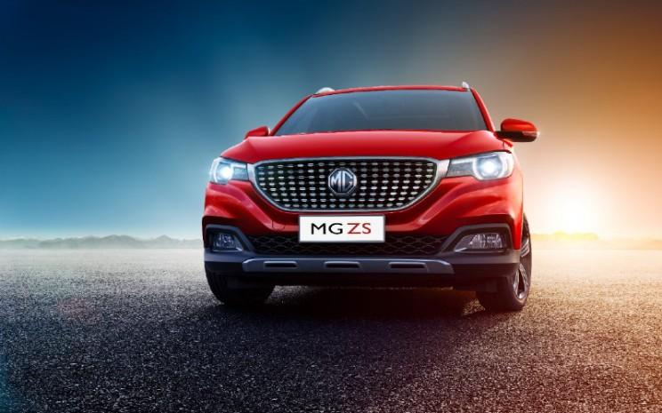 MG ZS diperkenalkan ke pasar Indonesia pada Maret 2020.  - MG Motor Indonesia