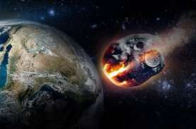 Asteroid Jatuh ke Bumi Sebelum Pilpres AS, Bagaimana…