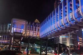Anies Bakal Bangun JPO Baru di Jalan Sudirman, Seperti…