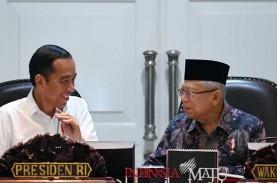 Survei Kinerja Kabinet Jokowi-Ma'ruf, Siapa Menteri…