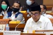 Menag Fachrul Razi Kecam Pembunuhan Mufti Adnan Al-Afyouni