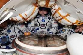 20 Tahun di Luar Angkasa, 3 Astronot Selamat Mendarat…