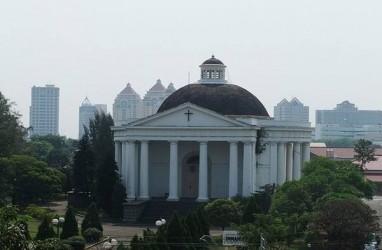 Wisata Religi DKI Jakarta, Renovasi GPIB Immanuel Jadi Prioritas