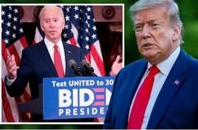 Debat Capres AS, Biden Kritik Trump soal Pembukaan…
