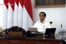 Jokowi Minta UGM Cari Inovasi Pemanfaatan Hutan