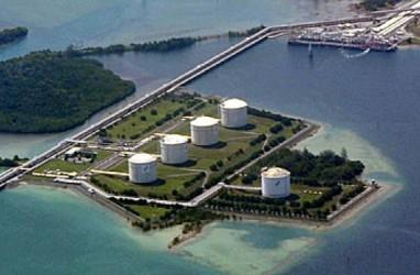 Kuartal III/2020, Produksi Dua LNG Mencapai 155,5 Kargo