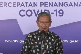 Sebelum Dicopot, Achmad Yurianto Bersuara Soal Pengadaan…
