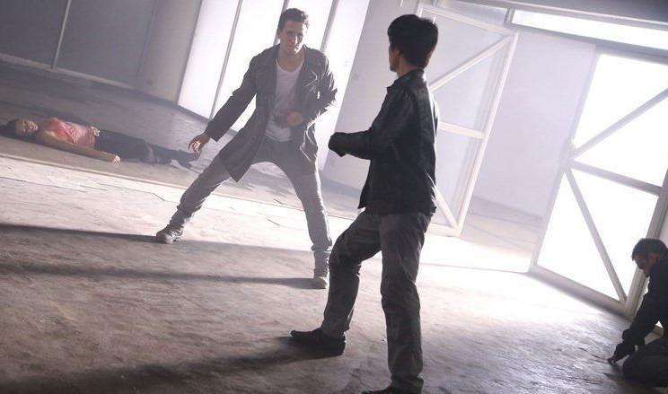 Film Tekken 2: Kazuya's Revenge tayang di Bioskop Trans TV. - ilustrasi